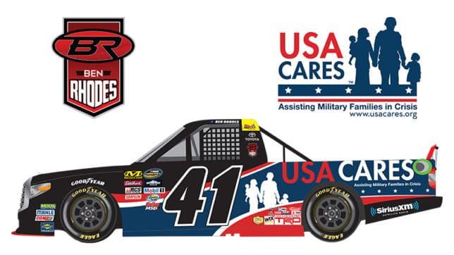 Ben Rhodes - USA Cares