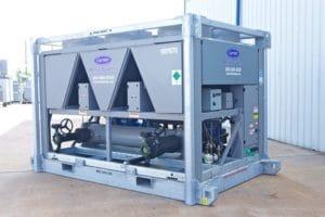110 ton chiller rental