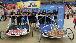 Great Bed Race 2017