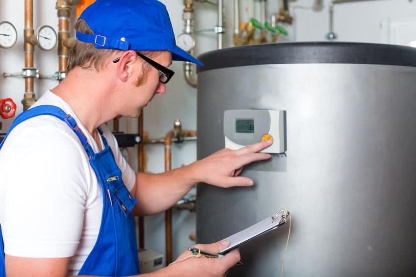 boiler repair techncians