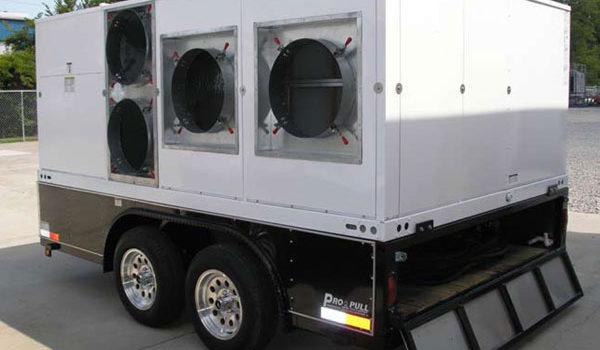 air conditioning rentals applications