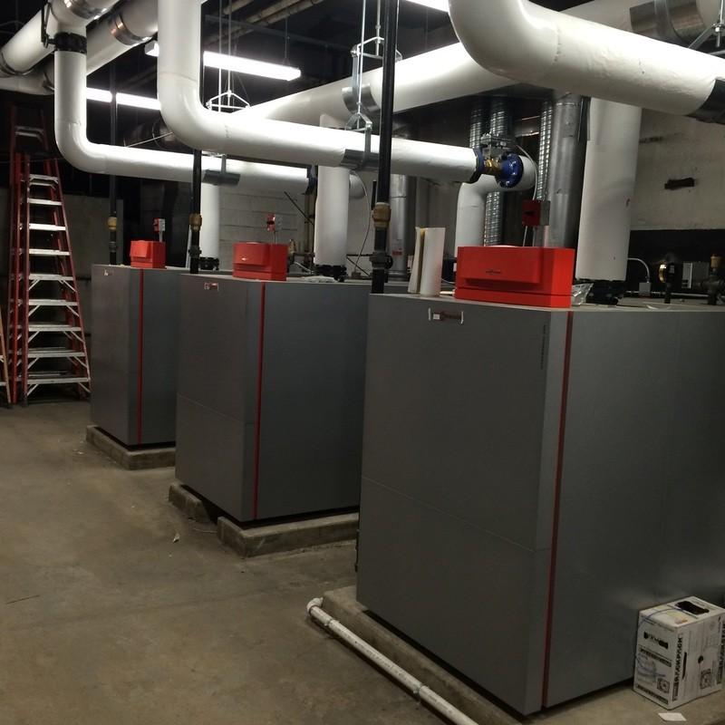 needing boiler service