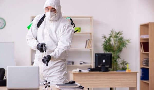 SanitizeIT commercial disinfectant