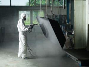 industrial sanitizer servicing for Lousiville
