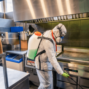 commercial sanitizer services in Louisville