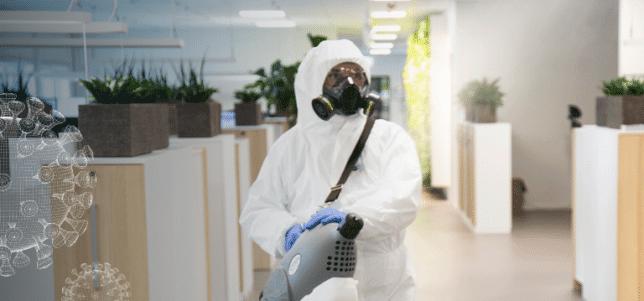 Commercial Spray